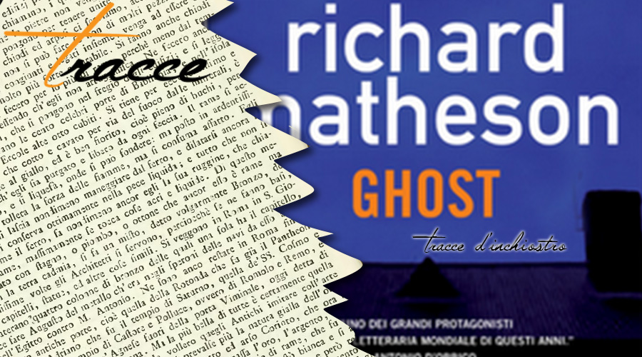 ghost frasi richard matheson